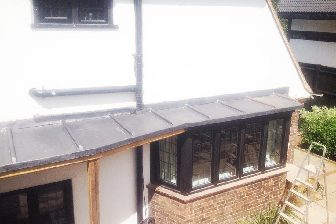 lead roofing Sevenoaks
