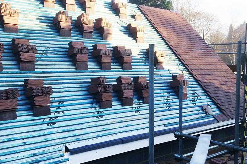 roof tiling Sevenoaks