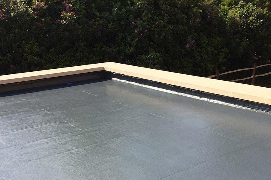rubber flat roofing in Sevenoaks